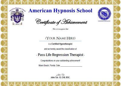 Pass-Life-Regression-Therapist